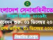 sainik job circular